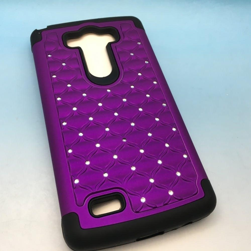 LG G3 Case Purple