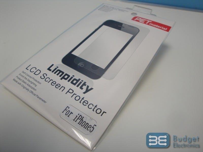 iPhone 5 Clear Screen Guard