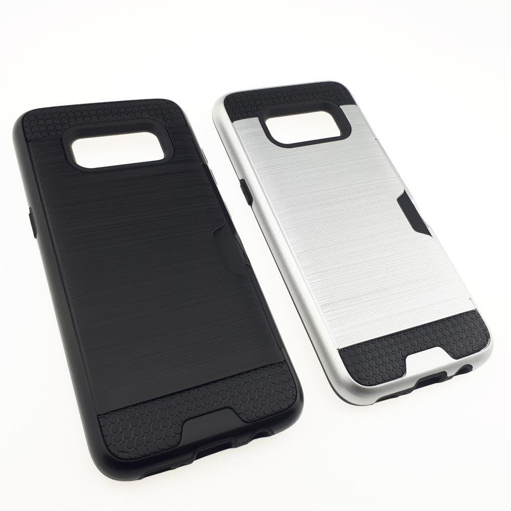 S8 Slim Armor Hybrid Case