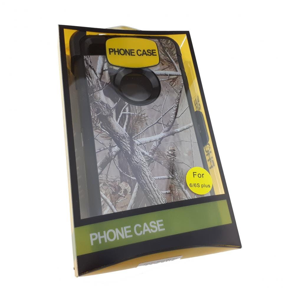 Hybrid Camo Case - iPhone 6/6S Plus