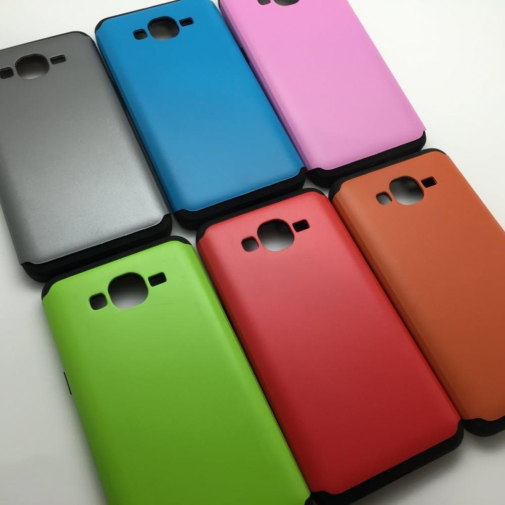 new arrival b3763 28044 Slim Armor Hybrid Case - Samsung Galaxy Grand Prime G530
