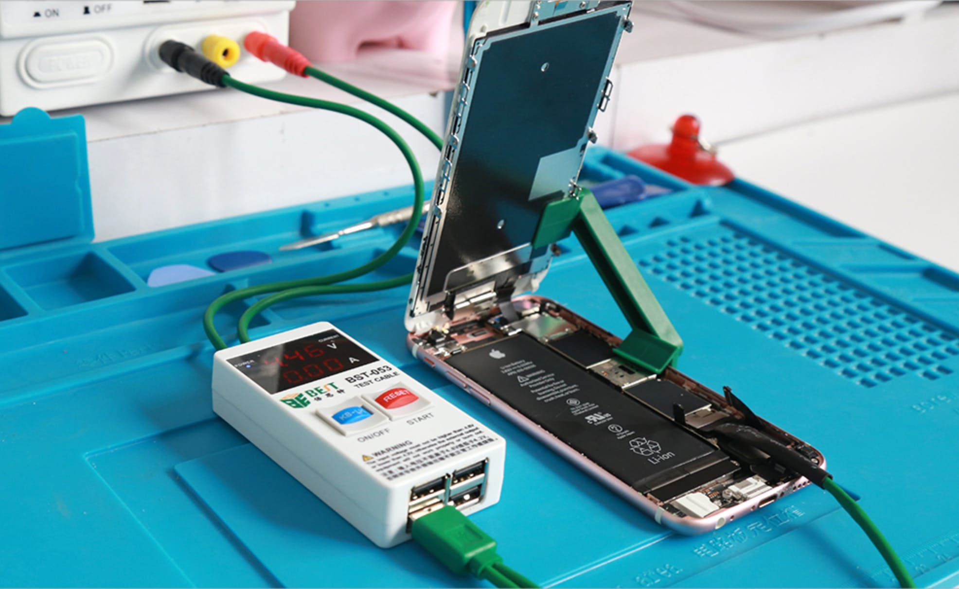1ece3e852ae5e6 Wholesale Battery Startup Tool for iPhone only $23.99!