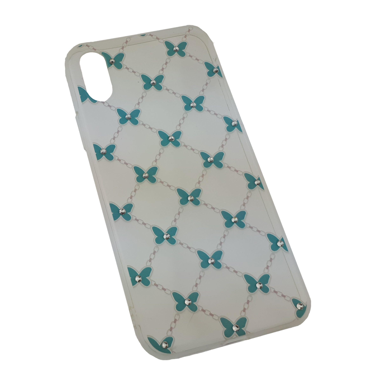 Crystal Lattice Design Case - iPhone X/Xs